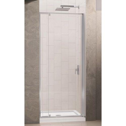 Душевая дверь в нишу RGW Passage PA-02 (670-800)x1850 стекло шиншилла