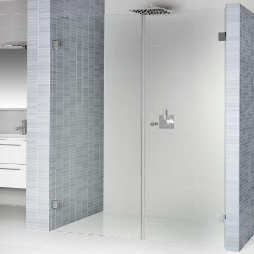 Душевая дверь в нишу Riho Scandic Mistral M102 120 см, R