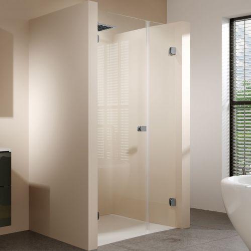 Душевая дверь в нишу Riho Scandic Soft Q102 120 см, L