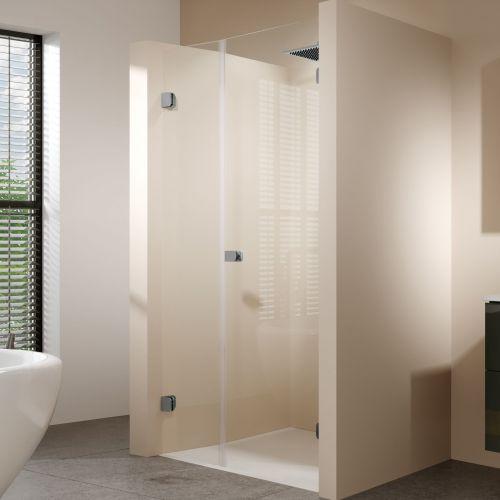 Душевая дверь в нишу Riho Scandic Soft Q102 140 см, R