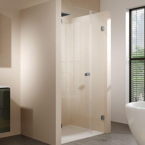 Душевая дверь в нишу Riho Scandic Soft Q102 90 см, L