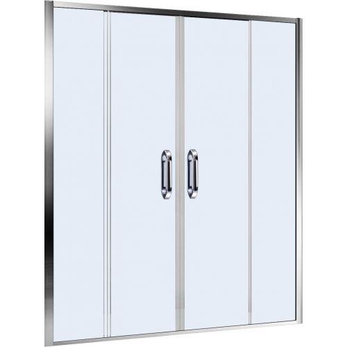 Душевая дверь в нишу Weltwasser WW900 900S4-150