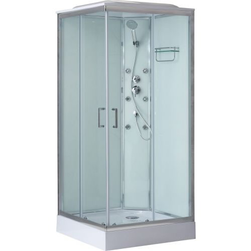 Душевая кабина BelBagno Uno Cab A 2 90 C Cr TOP