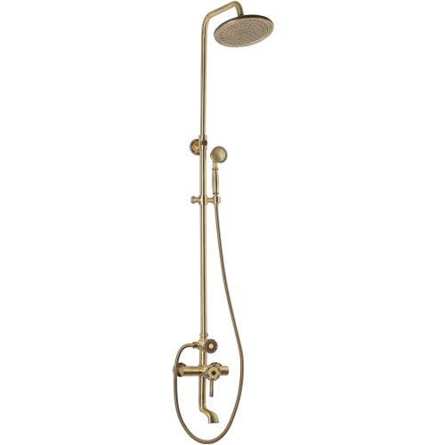 Душевая стойка Bronze de Luxe 10120R