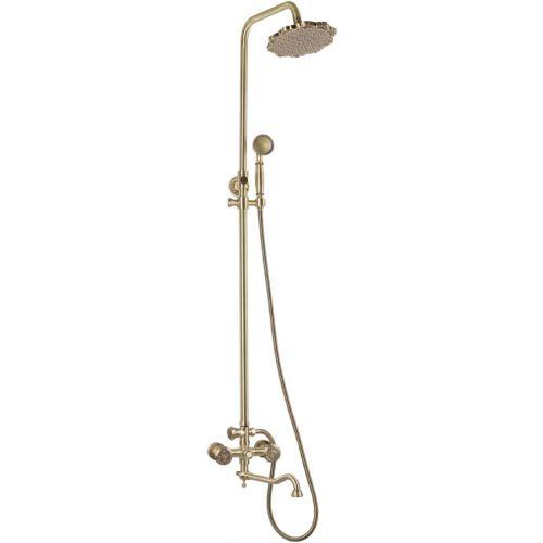 Душевая стойка Bronze de Luxe 10121DF/1