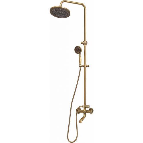 Душевая стойка Bronze de Luxe Florence 10131 для ванны с душем