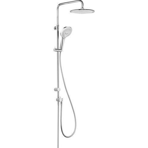 Душевая стойка Kludi Freshline dual shower system 6709005-00