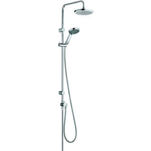Душевая стойка Kludi Zenta dual shower system 6609105-00