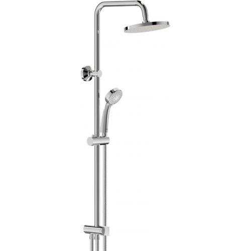 Душевая стойка Vidima Balance BA274AA для настенных смесителей