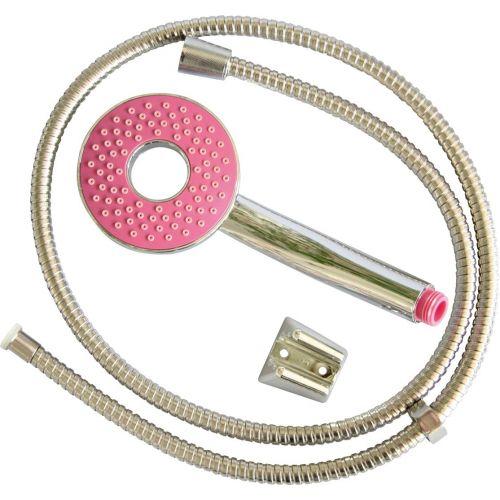 Душевой гарнитур Axentia 282812 розовый