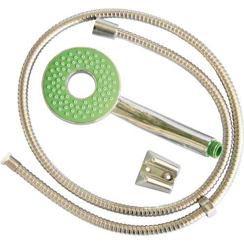 Душевой гарнитур Axentia 282812 зеленый