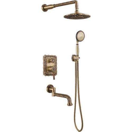 Душевой комплект Bronze de Luxe 10137DF