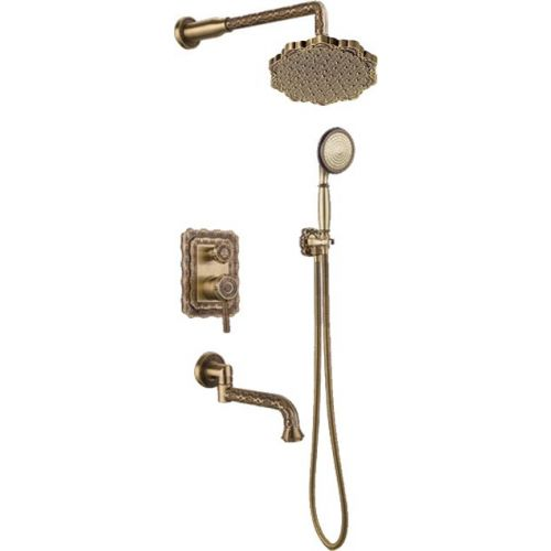 Душевой комплект Bronze de Luxe 10137F