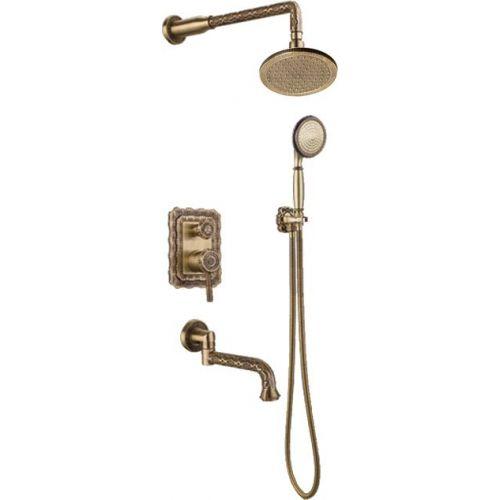 Душевой комплект Bronze de Luxe 10137R