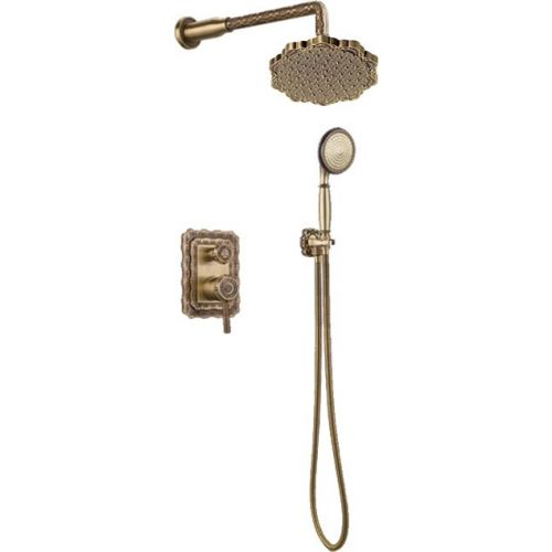 Душевой комплект Bronze de Luxe 10138F