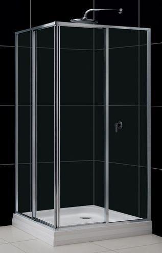 Душевой уголок RGW Classic CL-42 90x120x185 стекло прозрачное