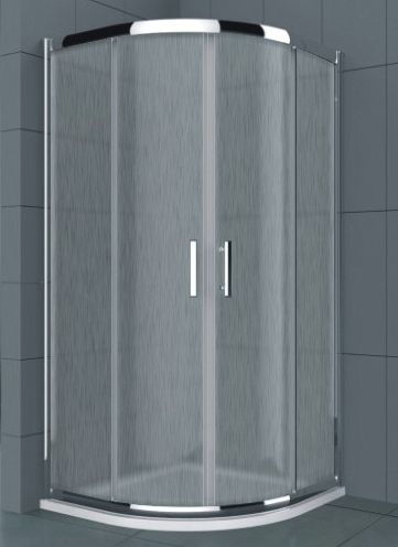 Душевой уголок RGW Classic CL-51 900x900x1850 профиль хром, стекло шиншилла