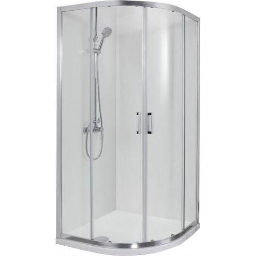 Душевой уголок Aquanet Alfa NAA2142 90х90х200 стекло прозрачное, профиль хром