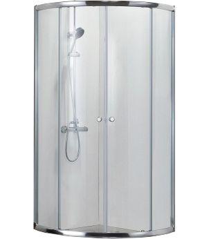Душевой уголок Bravat Drop 90x90x200