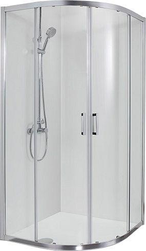Душевой уголок Bravat Line 90x90x200