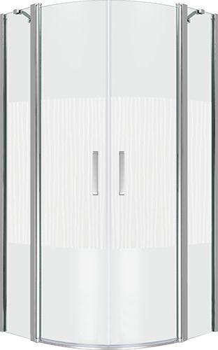 Душевой уголок Good Door Pandora R-100-T-CH