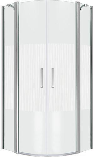Душевой уголок Good Door Pandora R-80-T-CH