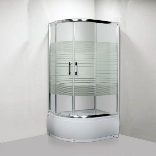 Душевой уголок Luxus L013 R Lang с поддоном