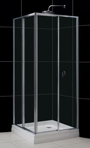 Душевой уголок RGW Classic CL-32 80x80x185 стекло прозрачное
