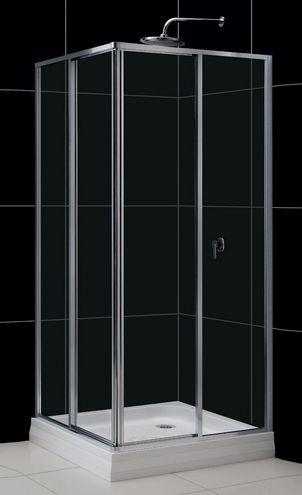 Душевой уголок RGW Classic CL-32 90x90x185 стекло прозрачное