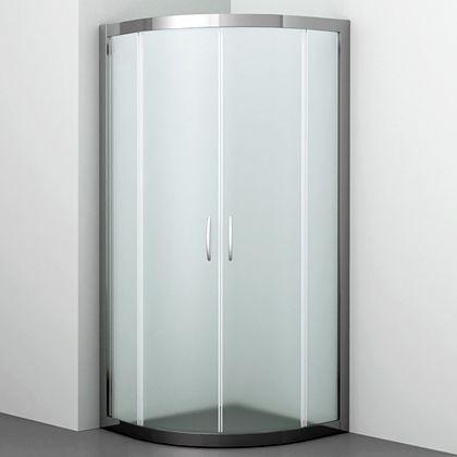 Душевой уголок Wasserkraft Isen 26S01 Matt glass