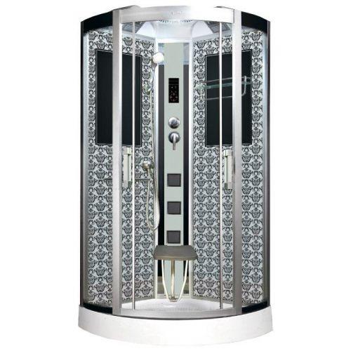 Душевая кабина Niagara Lux 7715W хром, металлик