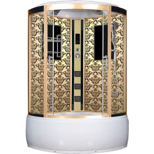 Душевая кабина Niagara Lux 7744G золото