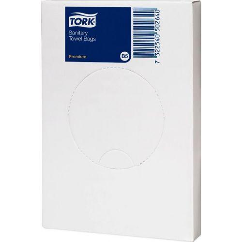 Гигиенические пакеты Tork 204041 B5 (Блок: 48 шт.)