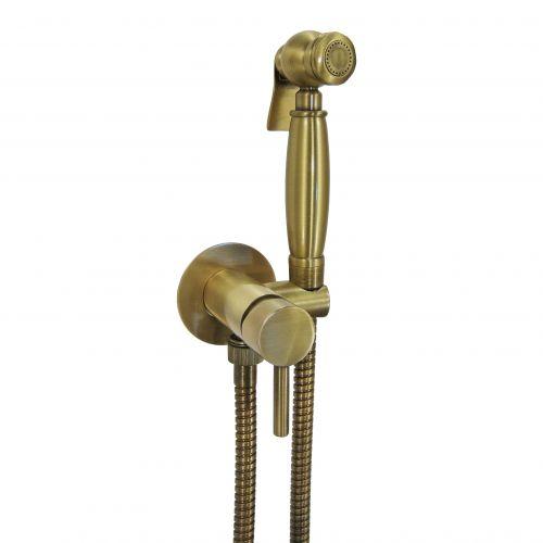 Гигиенический душ Nice Giulini Futuro FSH25/1531BBR со смесителем, С ВНУТРЕННЕЙ ЧАСТЬЮ