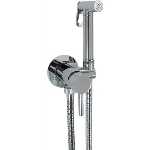 Гигиенический душ Nice Giulini Futuro FSH25/B со смесителем, С ВНУТРЕННЕЙ ЧАСТЬЮ