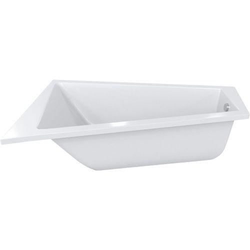 Акриловая ванна Sturm Itel 160x100 L