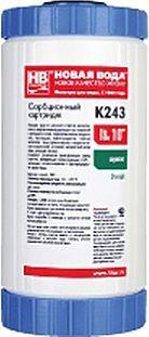 Картридж Новая Вода K243 с шунгитом