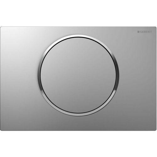 Кнопка смыва Geberit Sigma 10 115.758.KN.5 хром матовый / хром