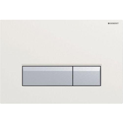 Кнопка смыва Geberit Sigma 40 115.600.KQ.1 с системой удаления запахов
