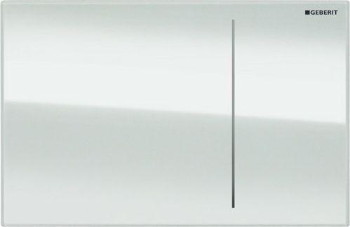 Кнопка смыва Geberit Sigma 70 115.620.SI.1 белый