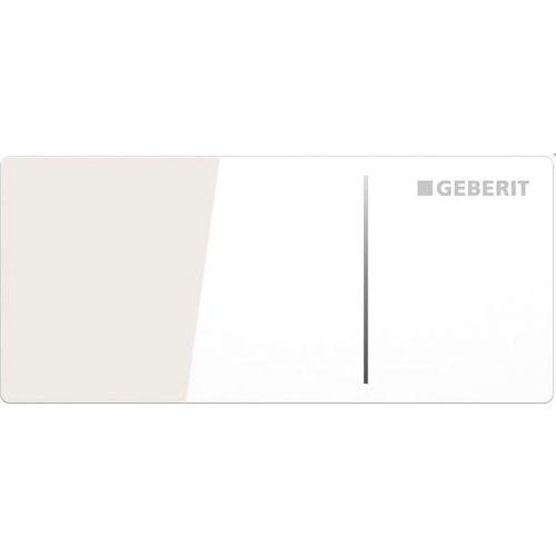 Кнопка смыва Geberit Sigma 70 115.630.SI.1 белая
