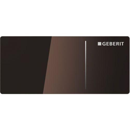 Кнопка смыва Geberit Sigma 70 115.630.SQ.1 амбер