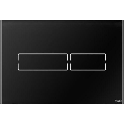 Кнопка смыва TECE Lux Mini 9240961 сенсорная черная