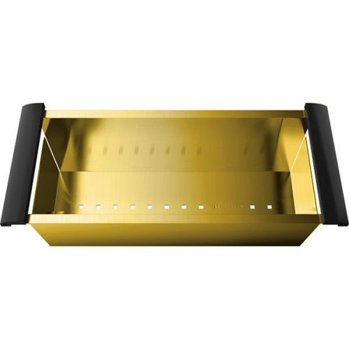 Коландер Omoikiri СО-02-PVD-LG светлое золото для моек