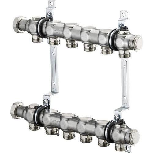 Коллектор Oventrop Multidis SH на 6 контуров