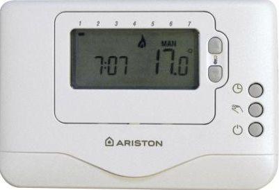 Комнатный термостат Ariston Gal Evo 3318591 программируемый, беспроводной