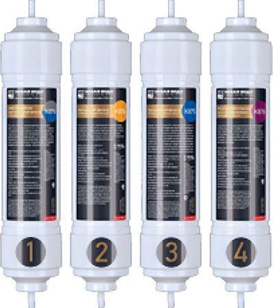 Комплект картриджей Новая Вода Expert K687