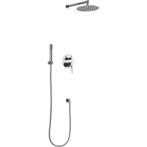 Душевой комплект RGW Shower Panels SP-51 С ВНУТРЕННЕЙ ЧАСТЬЮ