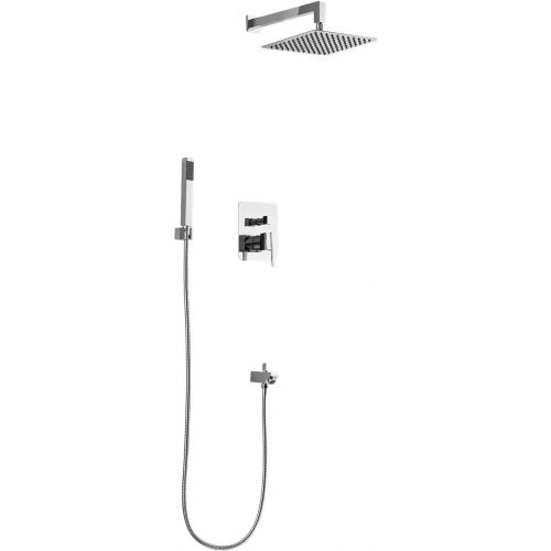 Душевой комплект RGW Shower Panels SP-54 С ВНУТРЕННЕЙ ЧАСТЬЮ