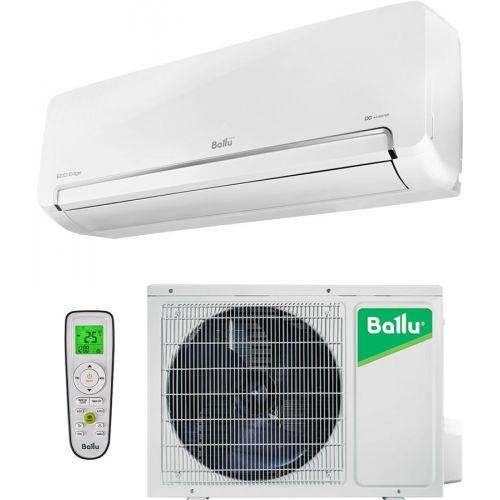 Кондиционер Ballu Eco Edge DC inverter (R410a) BSLI-12HN1/EE/EU